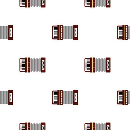 chord: Harmonic pattern seamless flat style for web vector illustration Illustration