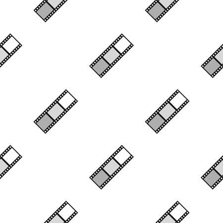 Film pattern flat