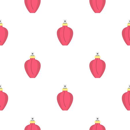 perfume atomizer: Perfume pattern seamless flat style for web vector illustration