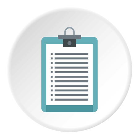 Plane tablet icon in flat circle isolated on white background vector illustration for web Reklamní fotografie - 81188324