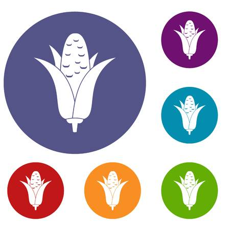 corncob: Corncob icons set