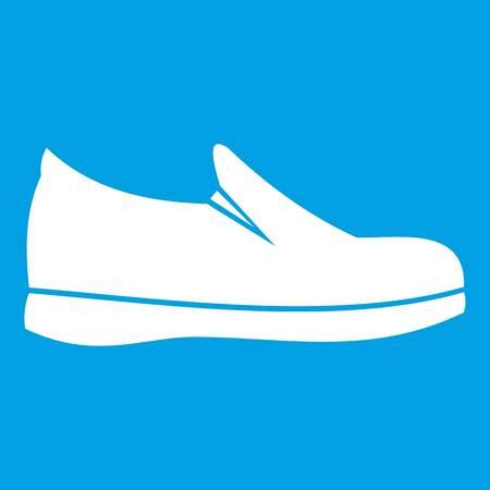 Shoes icon white