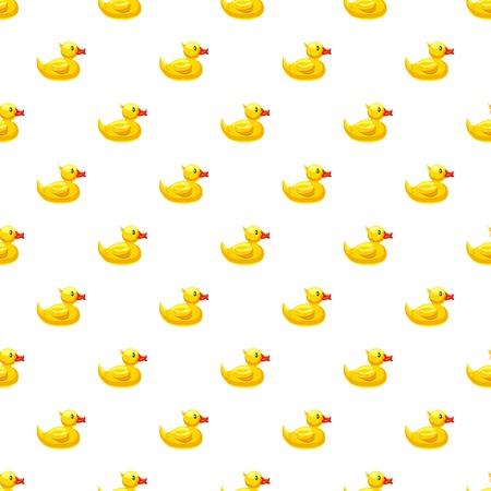 Rubber duck pattern 向量圖像