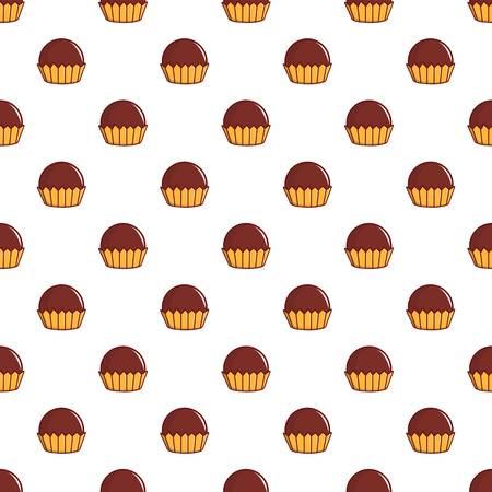 초콜릿 머핀 패턴