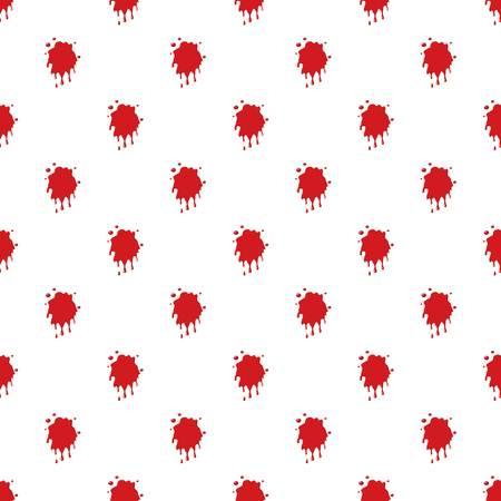 Blood stain pattern