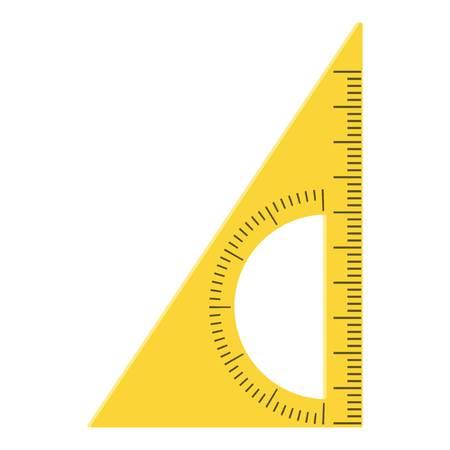 Angle icon. cartoon illustration of angle vector icon for web