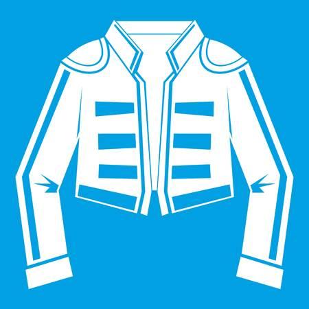 bullfighter: Costume of toreador illustration.