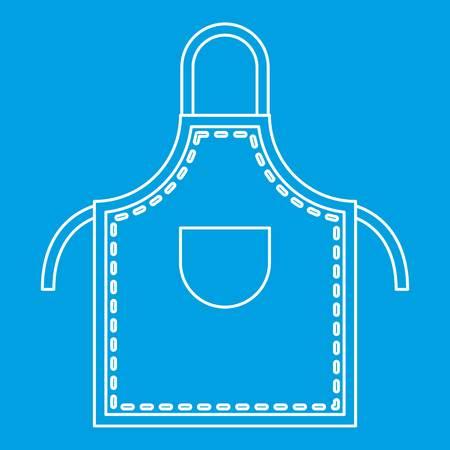 Welding equipment icon outline Illustration