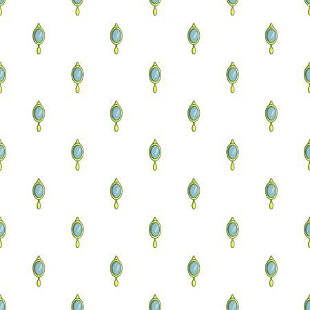 glass reflection: Gold mirror pattern seamless