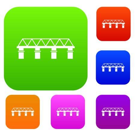 balustrade: Bridge set collection