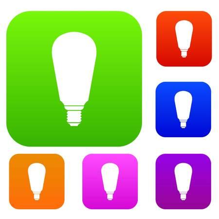 Light bulb set collection