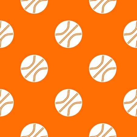 Basketball ball pattern seamless