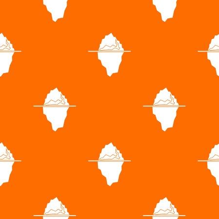 Iceberg pattern seamless