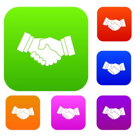 Handshake set collection