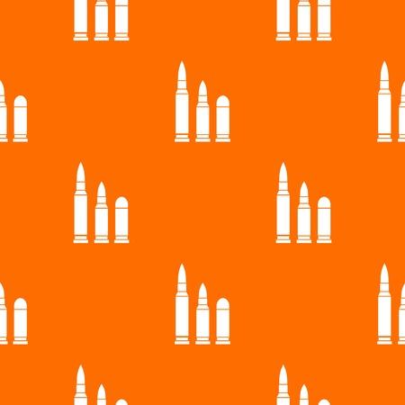 Bullets pattern seamless