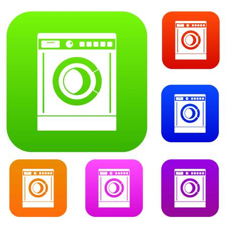 Washing machine set collection