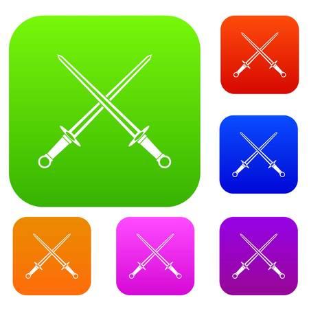 Swords set collection