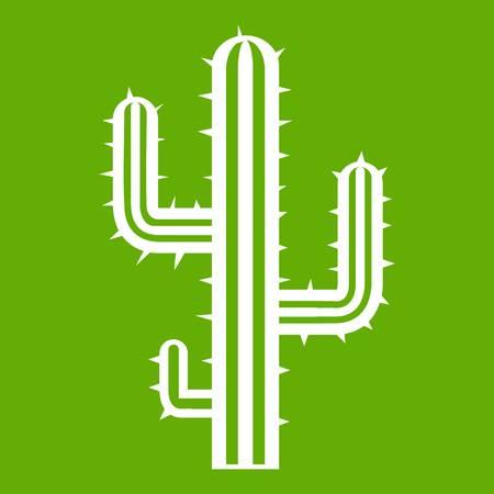 obelisco: Cactus icon green