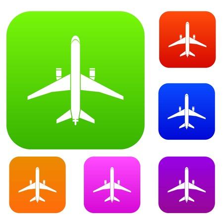 Plane set collection