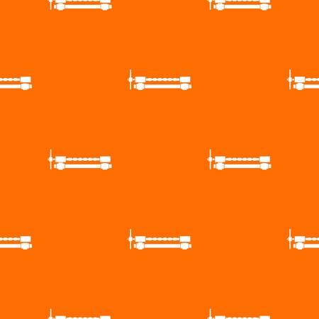 vice grip: Blacksmiths clamp pattern seamless