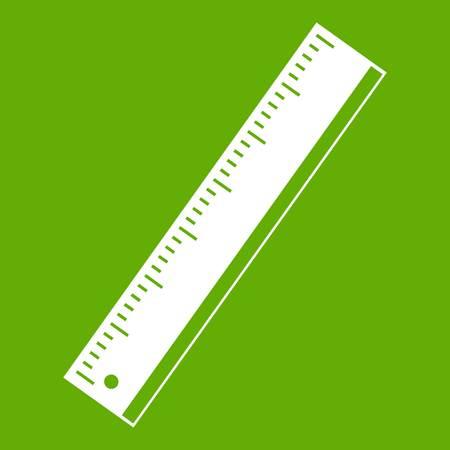 Yardstick icon green