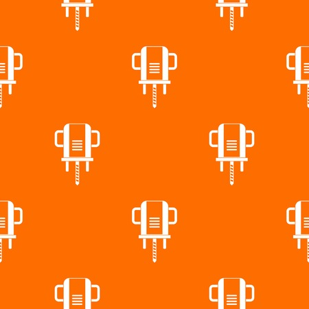 Boer drill pattern seamless