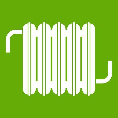 Radiator icon green