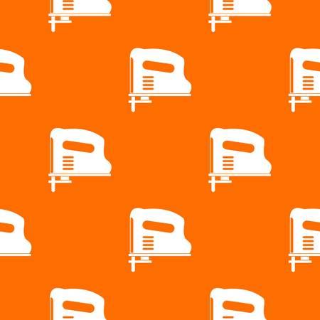 pneumatic: Pneumatic gun pattern seamless Illustration