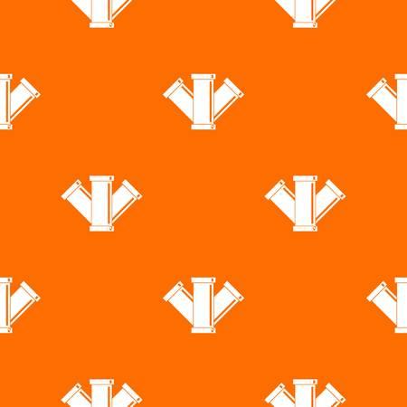 Sewerage pattern seamless