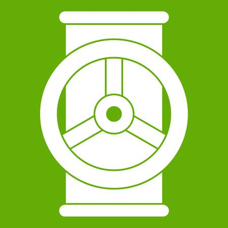 Valve icon green