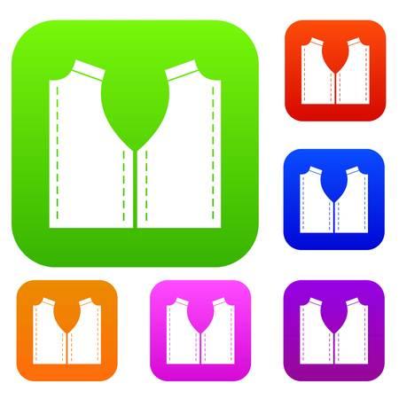 Muster Für Nähen Symbol Im Grünen Hintergrund Lizenzfrei Nutzbare ...