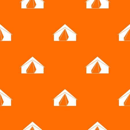 Open tent pattern seamless