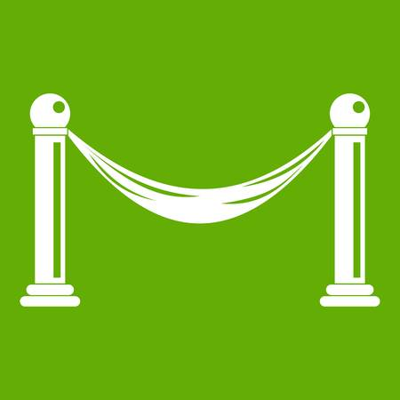 Barrier icon green
