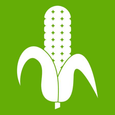 Corncob icon green