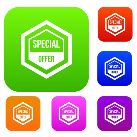 polished: Special offer pentagon set collection