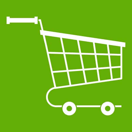 Cart icon green