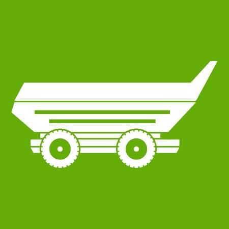 cushy: Car trailer icon