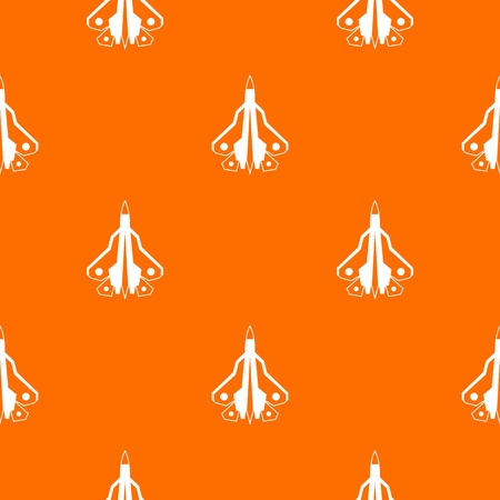 Military fighter plane pattern seamless