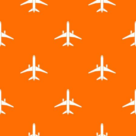 Plane pattern seamless Illustration