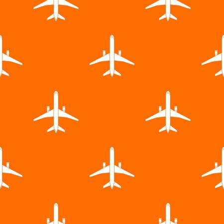 Plane pattern seamless Illustration