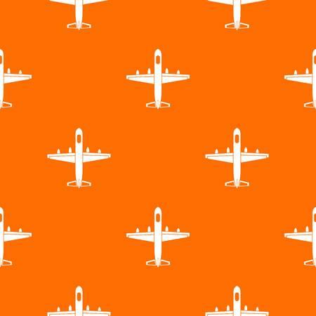 Military plane pattern seamless
