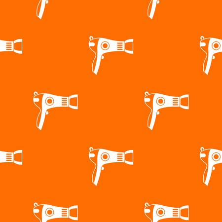 electronic background: Hairdryer pattern seamless Illustration