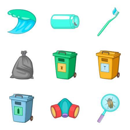 Garbage type icon