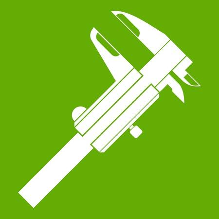 Calipers icon green