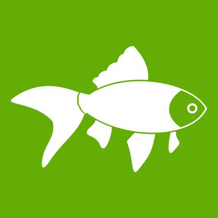 Fish icon green