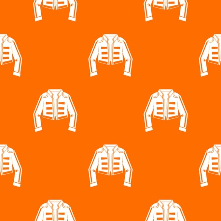 Costume of toreador pattern seamless