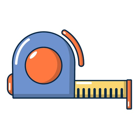 gauging: Roulette icon. Cartoon illustration of roulette vector icon for web