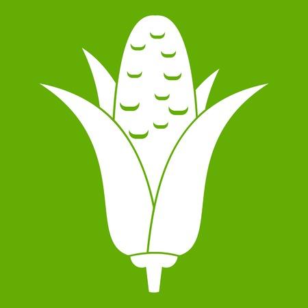 Corncob icon green