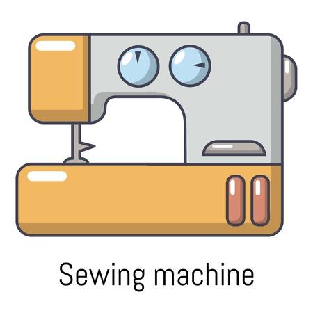 Sewing Machine Icon Cartoon Illustration Of Sewing Machine Vector Mesmerizing Sewing Machine Vector Free