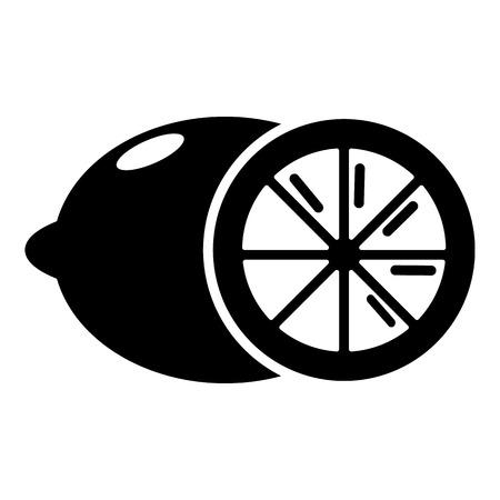 Lemon icon.